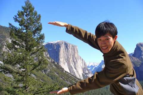 Da San Francisco: Cedar Lodge 2-Day Yosemite Park Tour