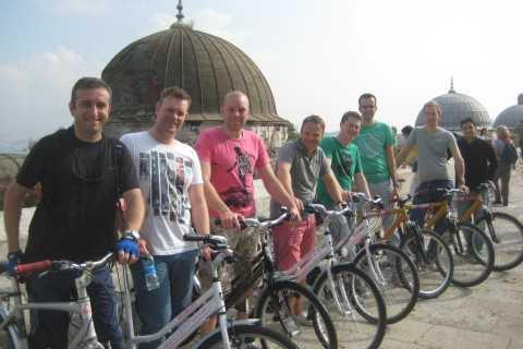 Istanbul: Old City Half-Day Bike Tour