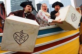 Boston Tea Party: Schiffe & Museum interaktive Tour