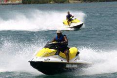 Curaçao: Jet Ski e Snorkel 2 horas Aventura