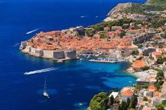 Excursão de 1 Dia a Dubrovnik saindo de Split ou Trogir