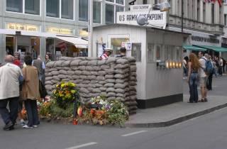 Berliner Mauer: Stadtrundgang zum geteilten Deutschland