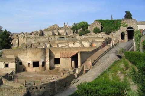 Pompeii: Express Half-Day Tour from Amalfi Coast