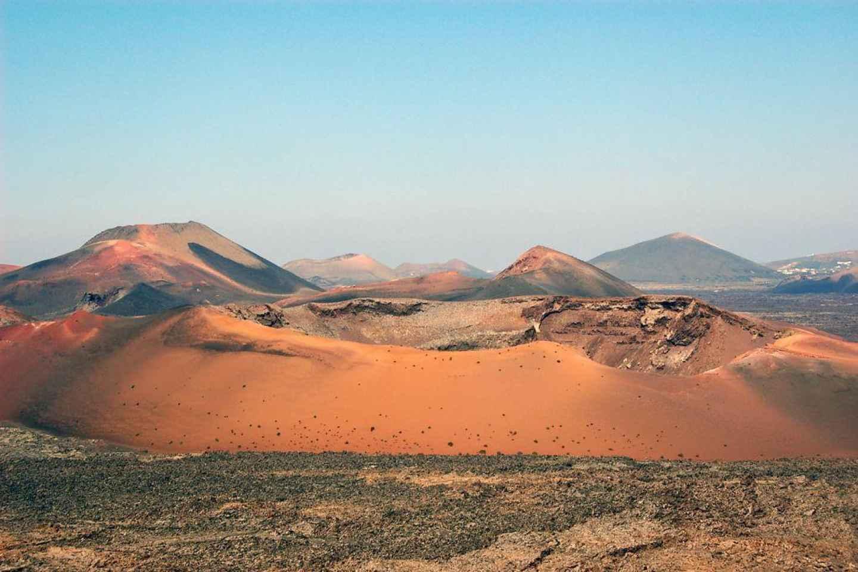 Tagestour zu den Feuerbergen im Süden von Lanzarote