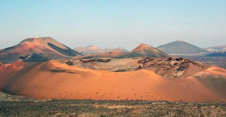 Dagtour naar de vulkanen in het zuiden van Lanzarote