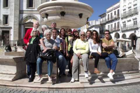 Évora Full-Day Tour with Wine Tasting from Lisbon