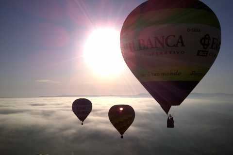 Exclusive Private Balloon Tour for 2 in Tuscany