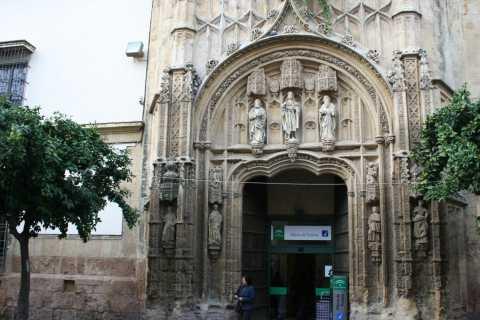 Cordoba Walking Tour with Mezquita & Wine Tasting