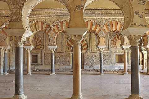 From Cordoba: Medina Azahara 4-Hour Private Tour