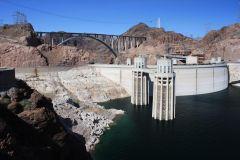 De Las Vegas: Hoover Dam Express Shuttle ou Deluxe Tour