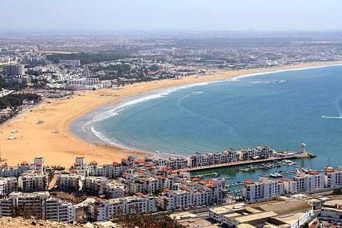 Agadir City Discovery Half-Day Trip