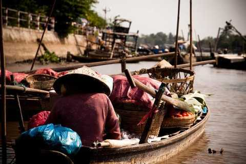 From Ho Chi Minh City: 2-Day Floating Markets Tour