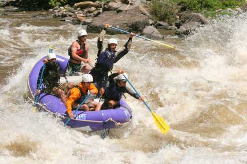 Colorado River Fisher Towers Full-Day Rafting Adventure