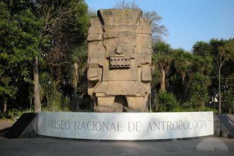 Mexico City: Full-Day City Tour with Anthropology Museum