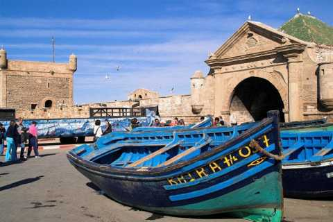 Discover Ancient Essaouira: Full-Day Trip from Agadir