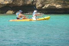 2 horas Kayak Tour em Curaçao