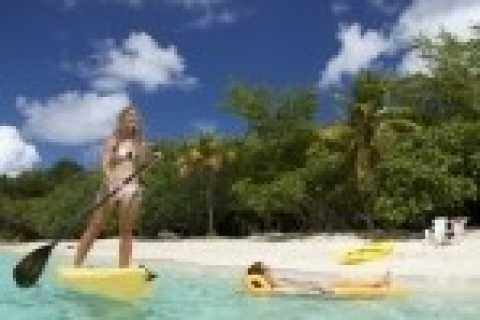 Honeymoon Beach: All-Day Watersports Package
