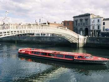 Dublin: Flussrundfahrt auf der Liffey