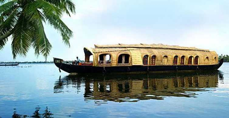 From Kochi: 2-Day Alappuzha Backwaters Houseboat Cruise