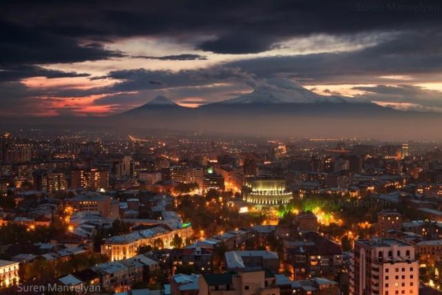 De magie en geheimen van Yerevan Walking Tour