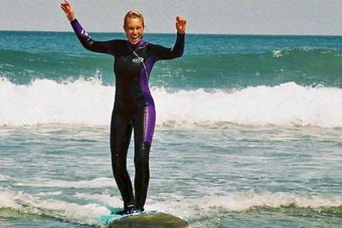 Learn How to Surf: 2-Day Program in Pacifica or Santa Cruz