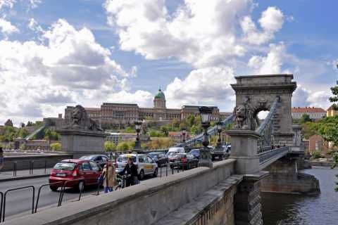 Budapest Private 4-Hour Walking Tour