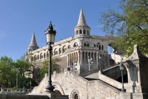 Budapest: Privater Rundgang rund um den Burgpalast