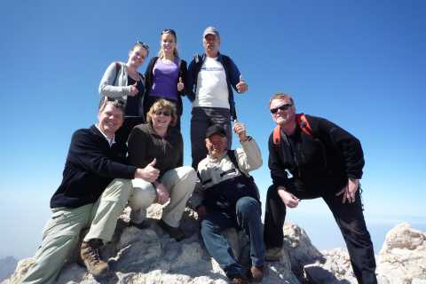 Teneriffa: Tagestour Gipfelbesteigung des Pico del Teide
