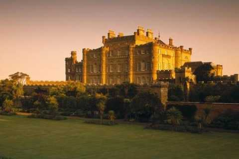 Culzean Castle, Robert Burns' hjemegn & Ayrshire-kysten