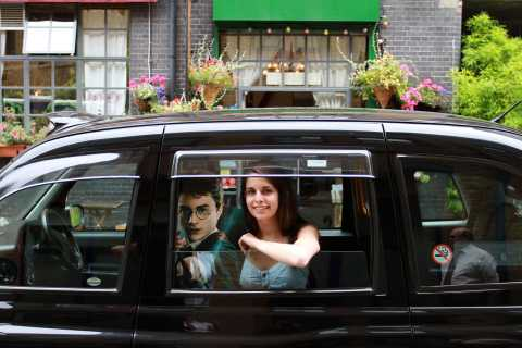 Harry Potter Tour of London by Black Taxi Cab