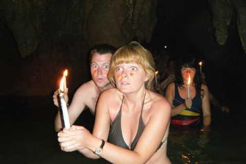 Kanba Cave & Semuc Champey Park Tour Including Entrance Fees