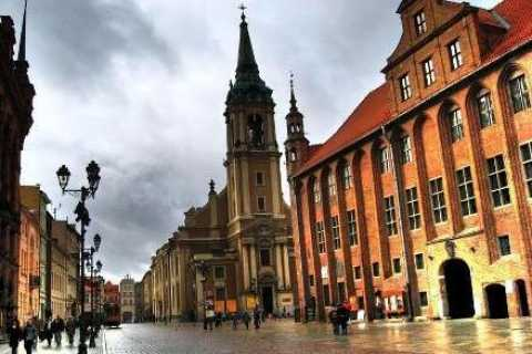 Toruń: Full-Day Tour of the City of Copernicus