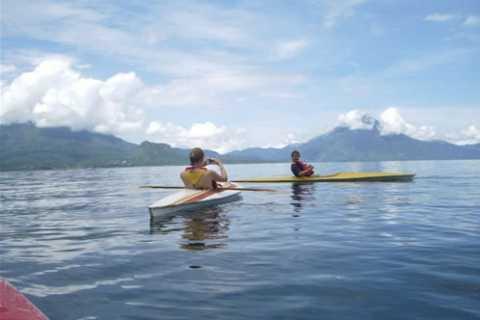 Lake Atitlan Full-Day Kayak and Trek Adventure