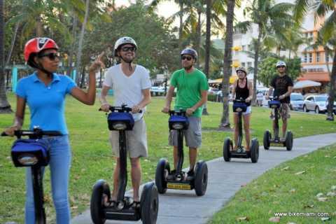 Tour de art déco en Segway por Miami Beach