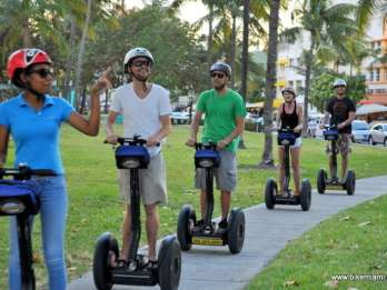 Miami South Beach: Art-déco-Tour mit dem Segway