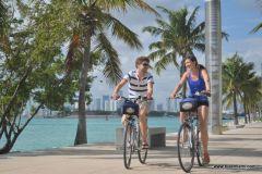 Miami: 2 horas Art Deco Bike Tour