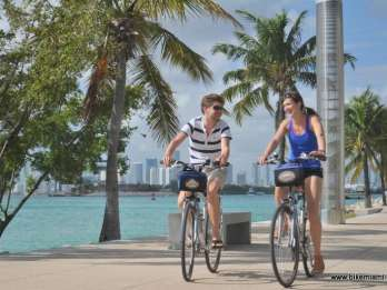 Miami: 2-stündige Fahrradtour Art Deco