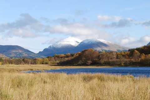 Glasgow: Oban, Glencoe, Ylämaiden järvet & linnat -kierros