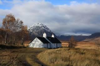 Ab Glasgow: Oban, Glencoe, Highland Lochs & Burgen
