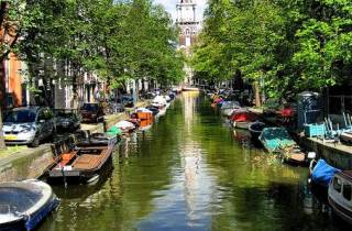 Historisches Amsterdam: Private Tour mit lokalem Guide