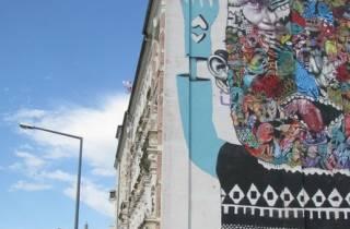 Dresden: Streetart- & Wandgemälde-Tour