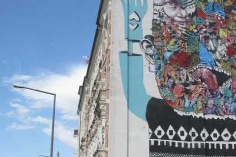 Dresden Mural Tour: Street Art and Wall Paintings