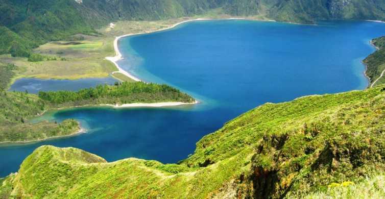 Lagoa do Fogo Half-Day 4WD Tour from Ponta Delgada