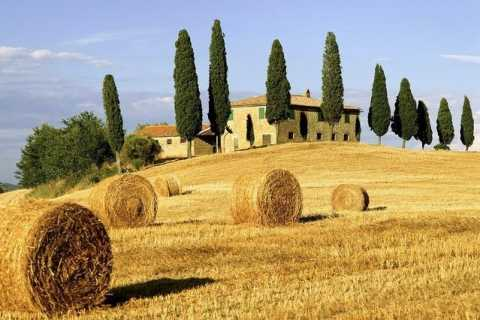 Best of Tuscany Full-Day Scenic Tour from Florence
