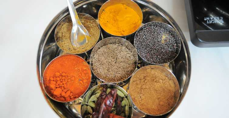 Melbourne: Indian Food Tour der CBD - Masala Trails