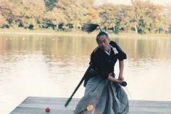 Legal Kyoto: 5 horas Walking Tour com o último samurai