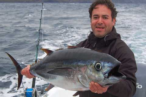 Ponta Delgada: 4-hour Half-Day Sport Fishing Adventure