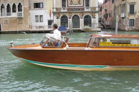 Venice shuttle: Cruise Port to Venice Hotels