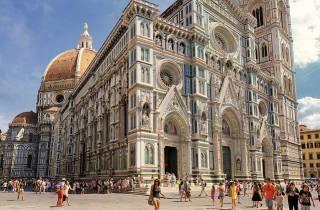 Florenz: Privater Tagesausflug ab Rom mit Reiseführer
