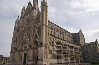 Rom - Orvieto im Privatauto: Ganztägige geführte Tour